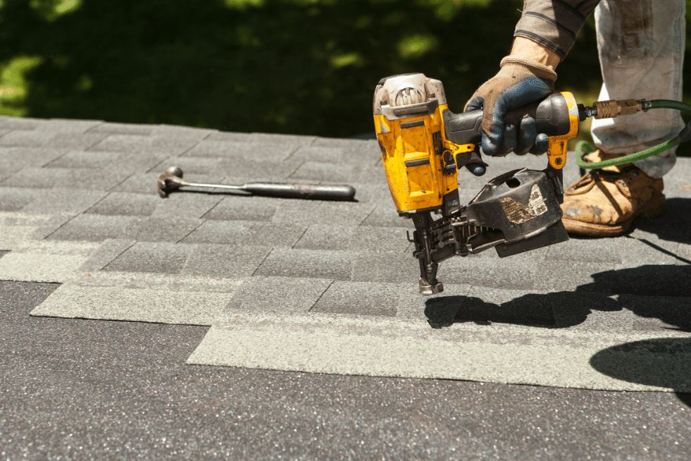 Roofing Garland TX - Roof replacement